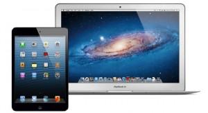 Csökkenés ellenére még mindig az Apple vezeti a tablet és PC piacot