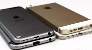 iPhone 6 vs iPhone 5S vs iPod Touch összehasonlító videó