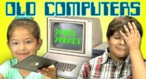 Így reagálnak a mai gyerekek egy Apple II gépre