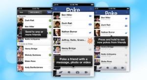 Törölték a Facebook Poke és Camera alkalmazást az App Store-ból