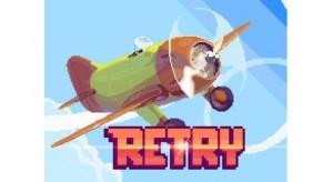 Retry – Flappy Bird stílusú játékkal állt elő az Angry Birds fejlesztője