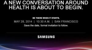 Egy héttel a WWDC előtt rendez konferenciát a Samsung, ahol az egészség lesz a téma