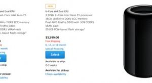 Tovább csökkent a Mac Pro szállítási ideje