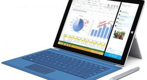 A Microsoft bemutatta az iPad méltó riválisát, a Surface Pro 3-at