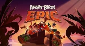 Megjelent az Angry Birds Epic!