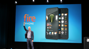 Itt az Amazon okostelefonja