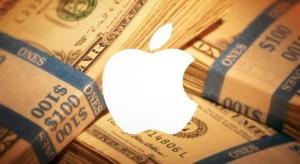 Újra az egekben! Feldarabolják az Apple részvényeit!