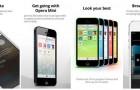 Teljesen iOS 7-re szabták az Opera Mini-t