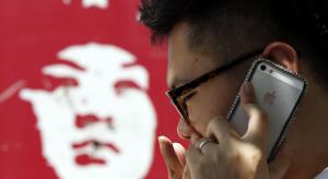 A kínai kormány szerint biztonsági fenyegetést jelent az iPhone