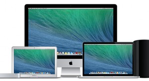 Csökkent a Mac részesedése 2014 második negyedévében