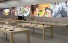Vérfrissítést kapnak az Apple Store-ok