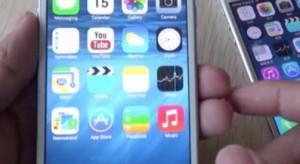 Goophone i6 – itt az első élethű iPhone 6 klón