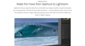 Az Adobe segítő kezet nyújt az Aperture felhasználóinak