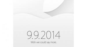 Bárcsak többet mondhatnánk – az Apple kiküldte a meghívókat
