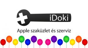 Születésnapi akciók az iDokinál!
