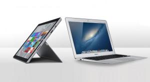 Az iPad után a MacBook Airt ekézik a Surface-reklámok