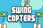 Már klónozzák a Flappy Bird atyjának új játékát, a Swing Copters-t