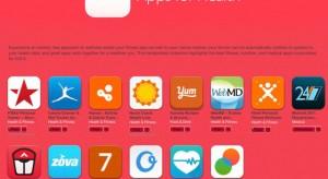 Apps for Health – új szekcióval bővült az App Store
