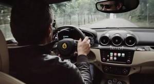 Megjelent az első CarPlay támogatottságú Ferrari FF