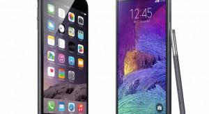 Alulmaradt a Note 4 az iPhone 6-hoz képest