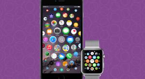 Ilyen lenne az Apple Watch ihlette iOS