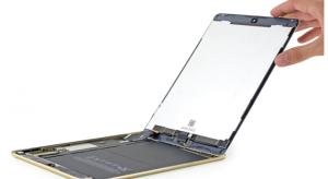Szétszedték az új iPad Air 2-t is