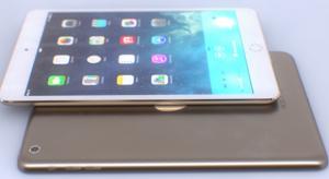 Arany színben is érkezhet az új iPad Air