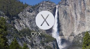 OS X 10.10 Yosemite szájbarágó