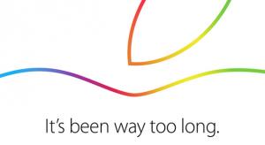 Hivatalos: jövőhét csütörtökön lehull a lepel az új iPad-ekről