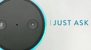Amazon Echo – az új Siri alternatíva