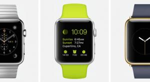 Az iPhone felhasználók 10%-a vásárolhat Apple Watch-ot az első évben