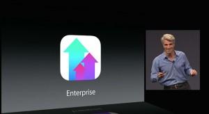 Továbbra is az iOS a legnépszerűbb a vállalati szférában