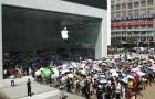 Jobban szeretik az Apple-t a kínaiak, mint a Samsung-ot