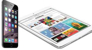 A nagyobb iPhone-ok felfalják az iPadet