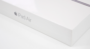 Egy csipetnyit csökkent az iPad használata a harmadik negyedévben