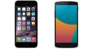 A globális piac 96%-át teszi ki az Android és iOS páros