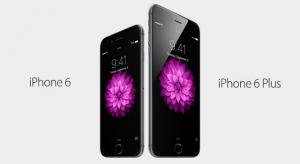Háromszor népszerűbb az iPhone 6 a nagytestvérével szemben