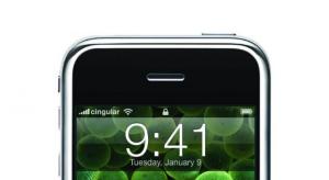 Mactörtént: Miért annyi az idő minden iPhone-promóképen, amennyi?