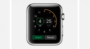 Fitbit féle ébresztési funkcióval érkezik az Apple Watch