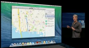 További funkciók várhatóak az Apple Maps kapcsán