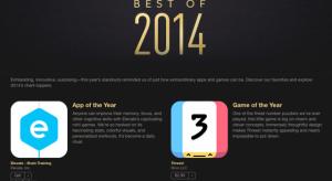 2014-es toplista az Apple szerint