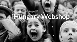 Elindult az iHungary Webshop!