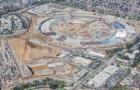 Így néz ki jelenleg a Campus 2 építési folyamata madártávlatból