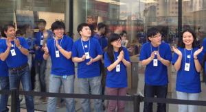 Több iPhone-t értékesítenek Kínában, mint Amerikában
