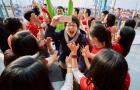 Az Apple volt a top gyártó Kínában az előző negyedévben