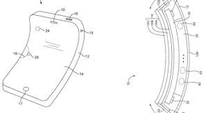 Hajlítható iPhoneról szóló szabadalmat regisztrált az Apple
