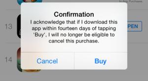 Az Apple figyeli a visszaélőket