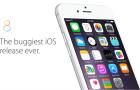 Az eszközök kétharmadán már az iOS 8 fut