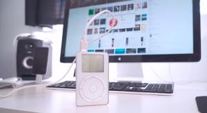 Az első iPod 14 év után is kompatibilis az iTunes új verziójával