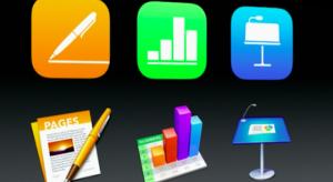 Már mindenkinek elérhetőek az iWork appok iCloudon